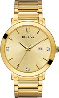 Bulova Dress Watch (Model: 97D115)
