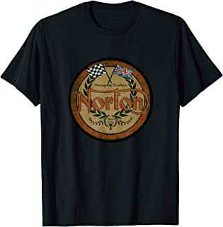 norton motorcycle tee shirts