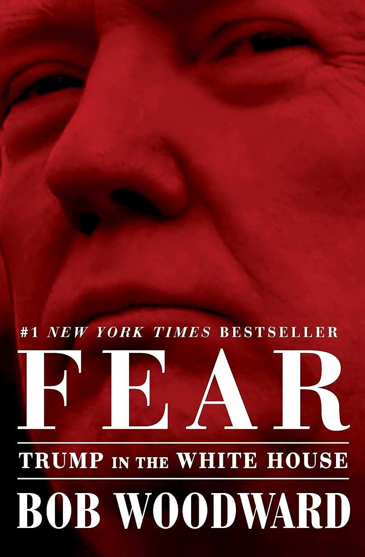 指到着神経衰弱Fear: Trump in the White House (English Edition)