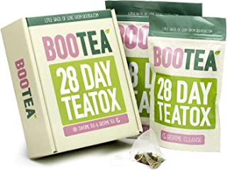Bootea Detox Tea for Weight Management| Fast 28 Day Tea Tox