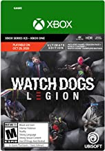 Watch Dogs: Legion Xbox Series X S, Xbox One Ultimate Edition [Digital Code]