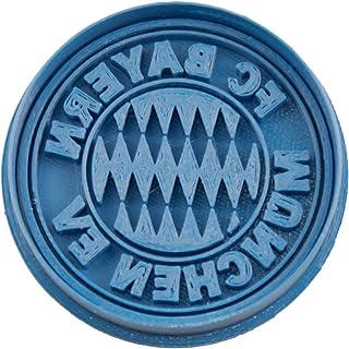 Cuticuter Bayern München Team Fußball Ausstechform, Blau,