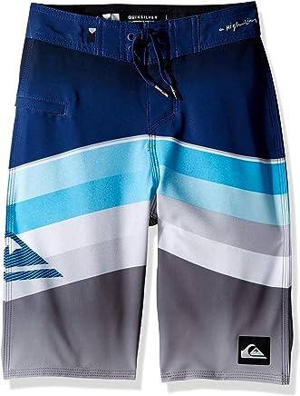 Quiksilver Big Boys Highline Fortune Youth 17 Boardshort Swim Trunk