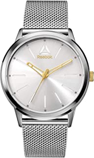 Reebok Casual Watch For Women Analog Stainless Steel - RD-CHB-L2-S3LS-W3