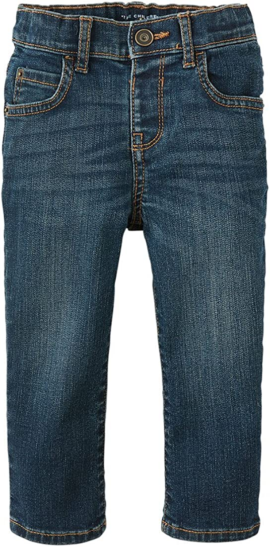 The Children's Place Baby Boys' Skinny Jeans: Clothing