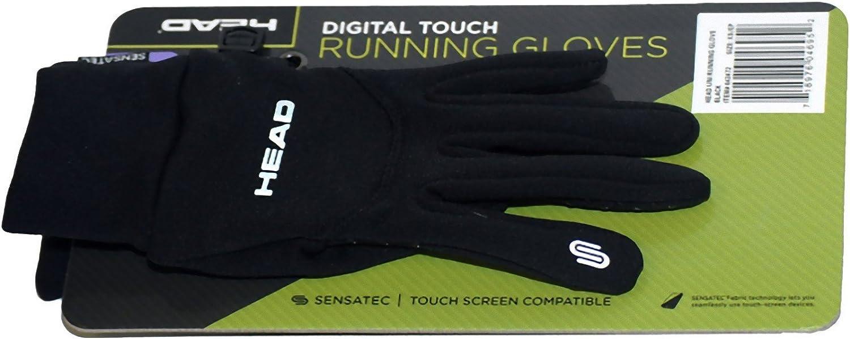 Head Multi-Sport Running Gloves with SENSATEC