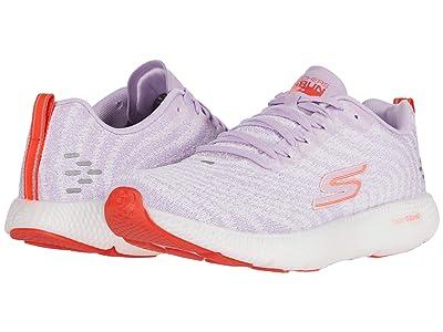 SKECHERS Go Run 7+ (Lavender/Multi) Women