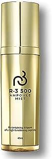 R3 Peptide Enhanced Ampoule Face Spray Mist, Anti Aging 500ppm 1.7 fl oz 50ml