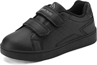 Boys Girls Hook and Loop Loafers Sneakers Shoes