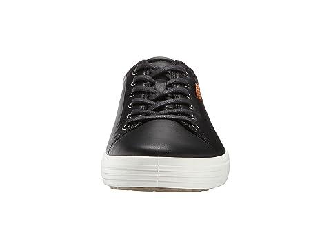 Black ECCO Soft Lion 7 Sneaker wqFq8U