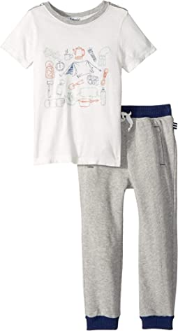 Screen T-Shirt Set (Toddler)