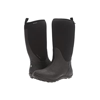 Columbia Snowpow Tall Omni-Heat (Black/Light Grey) Women