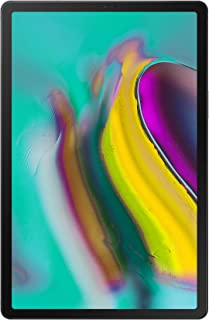 SAMSUNG Galaxy Tab S5e, 64 GB, 4 GB Ram, 10.5 Inches Super Amoled, Snapdragon 670, eMMC, Android, Black (International Ver...