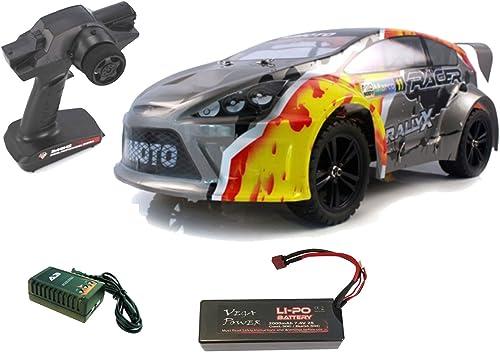 productos creativos Coche radiocontrol Himoto RallyX RallyX RallyX Racer. Electrico Brushless. 4WD. Emisora 2,4Ghz. Escala 1 10. E10XRL  Todo en alta calidad y bajo precio.