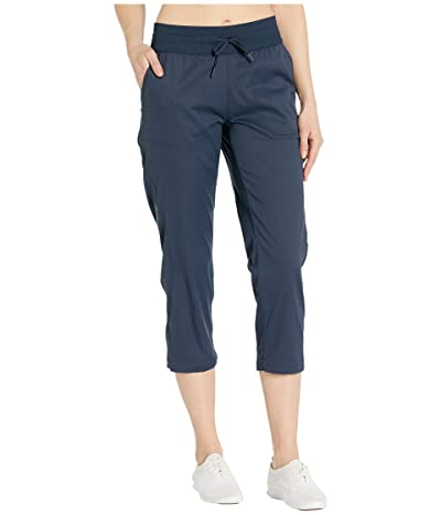 The North Face Aphrodite Motion Capris (Urban Navy) Women