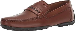Geox U Moner A, Mocassins (Loafers) Homme