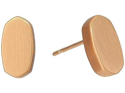 Kendra Scott Barrett Earrings (Rose Gold) Earring