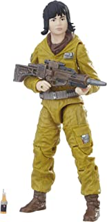 Star Wars The Black Series Episode 8 Resistance Tech Rose,  6-inch