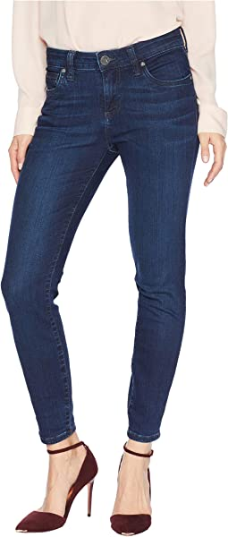 Connie Ankle Skinny Jeans in Influential