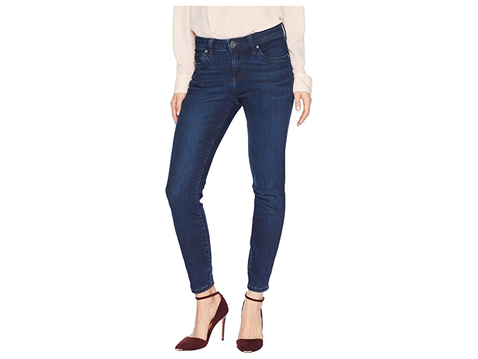 KUT from the Kloth Connie Ankle Skinny Jeans in Influential (Influential/Euro Base Wash) Women