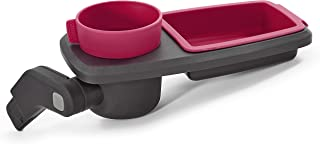 Diono Quantum Snack & Ride Tray, Pink