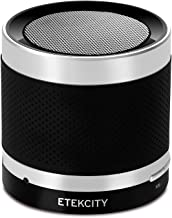 Small Wireless Speakers with Bluetooth,Etekcity Portable USB Speaker with High-Def..