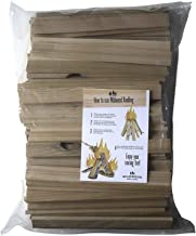 Cedar Kindling Fire Starter Sticks - Kiln-Dried for Fast, Easy Burning - Perfect for fireplaces or Outdoor use