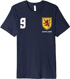 Scotland Scottish Soccer Jersey T-Shirt