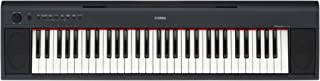 Yamaha Piaggero NP11 61-Key Lightweight Compact Portable Keyboard