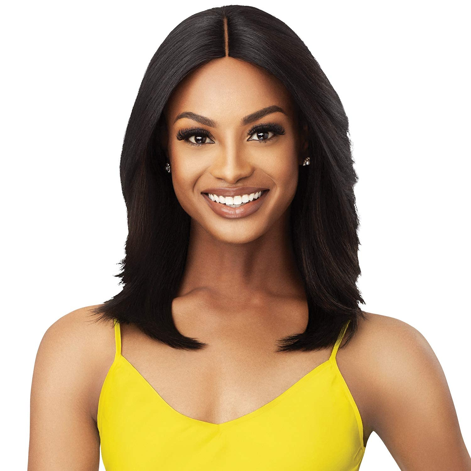 Outre Max 50% OFF Lace Front Wig The OPHEL Part Atlanta Mall Daily Hand-Tied