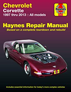 Chevrolet Corvette (97-13) Haynes Repair Manual (Haynes Automotive)