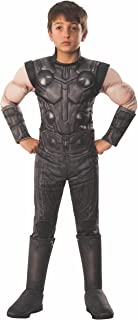 Rubie's Thor Infinity War Deluxe Boy Costume, Large