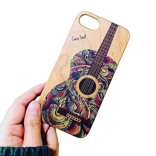 c436b7bb4b iPhone 8/7/6s/6 CaseYard 木製 木目 木 iPhoneケース ウッド アイフォン