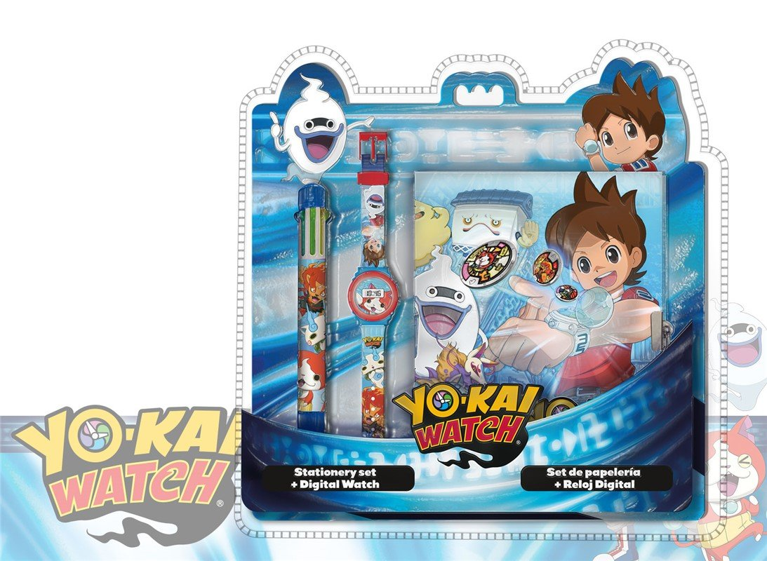 Minnie Maus - Set Reloj Digital yo-Kai: Amazon.es: Juguetes y juegos