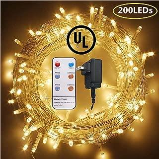 plug in string fairy lights