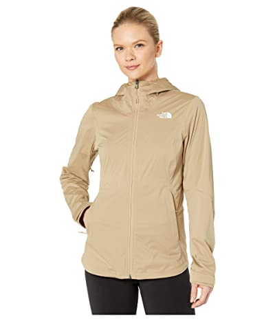 The North Face Allproof Stretch Jacket (Kelp Tan) Women