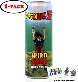 dragon ball z energy drink