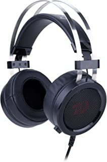Redragon H901 Gaming Headset with Microphone for PC, PC Gaming Headphones with Mic and Built-in Noise Reduction Works with...