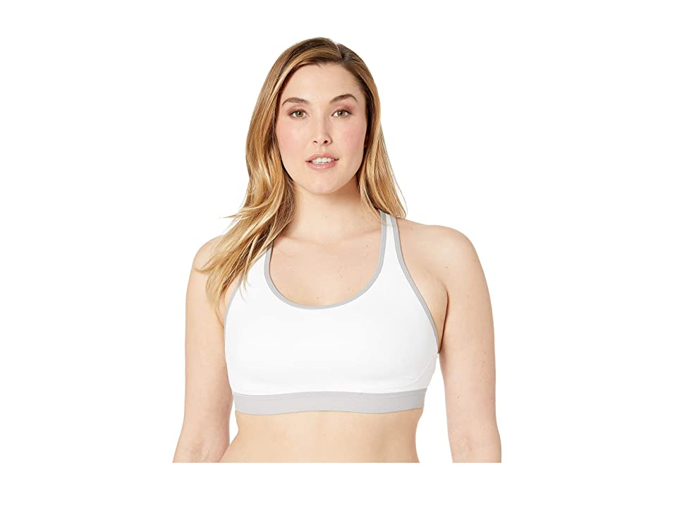 Champion The Victory Bra (White/Ice Glaze) Women