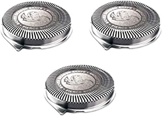 Silver Dragon Shave SH50 Replacement Heads Compatible w/Electric Shavers 5000 Series (3)