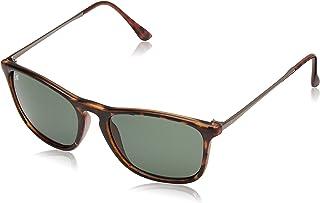 MTV Unisex Round Wayfarer Light Weight 100% UV Blocking Shatterproof Polycarbonate Lens Sunglasses MTV-128