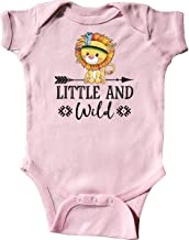 inktastic Little and Wild Tribal Lion Infant Creeper