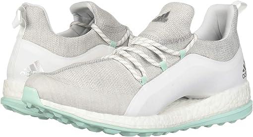 Footwear White/Grey Two/Clear Mint