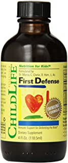 Child Life First Defense, 4-Ounce (3 Count)