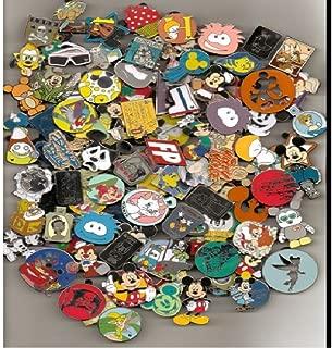 Disney Trading Pins-Lot of 50-No Duplicates-LE-HM-Rack-Cast-A