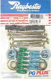 Carlson Quality Brake Parts H4099-2 Drum Brake Hardware Kit