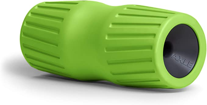 RAD Axle I Foam Roller for Myofascial Release I Self Massage Mobility and Recovery