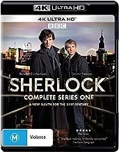 Sherlock: S1  (4K) (Blu-ray)