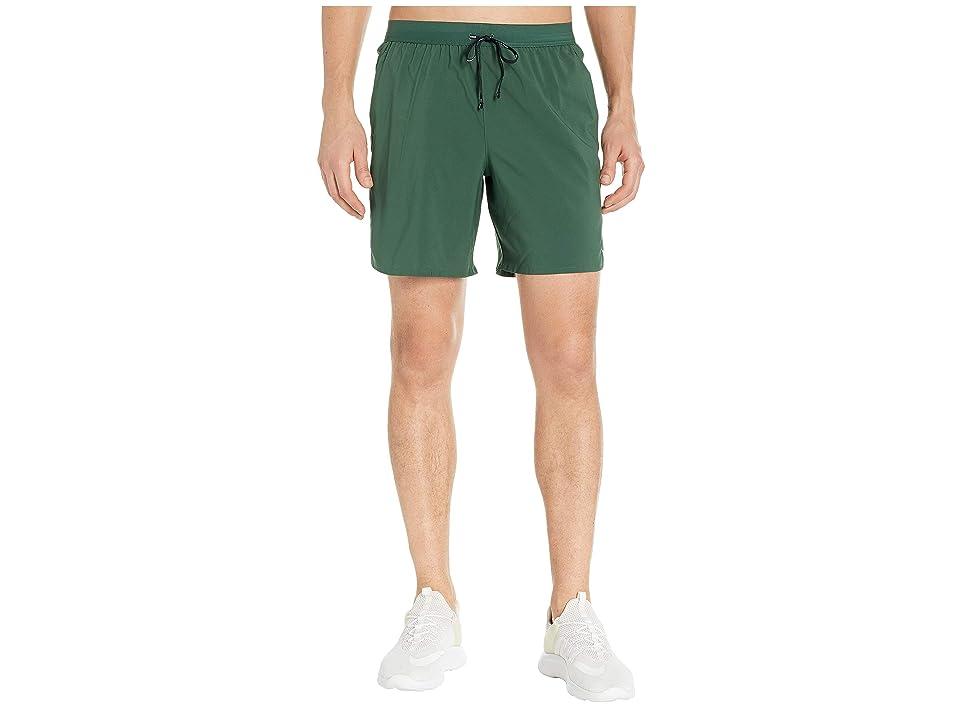Nike Flex Stride Shorts 7 BF (Fir/Metallic Silver) Men