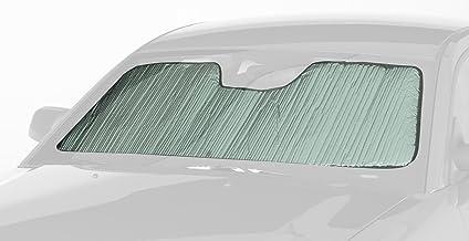 Laminate Material Covercraft UV11512BL Blue Metallic UVS 100 Custom Fit Sunscreen for Select BMW Models 1 Pack